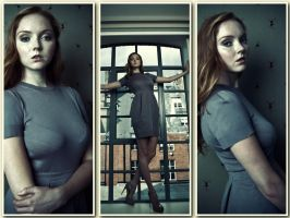 Lily Cole wallpaper v02 by Duke-3d