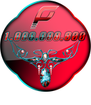 1000000000 Points Coin by TheRedCrown