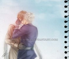 APH: I'm yours and you're mine by xiaoyugaara