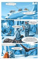 To warm the Vulcan (Blue)/ Pg.1 ENG by IrvinIS