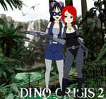 Love in The Age of Allosaurus. by TheArchosaurQueen