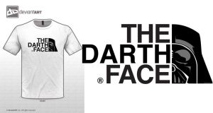 The Darth Face by mikeoncley