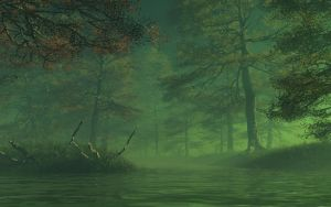 Green Swamp by GiulioDesign94