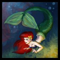 Ariel by Ines92