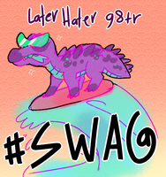 See you later aligator by Pand-ASS