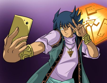 Yugioh: Aigami Play of the Game by Azure-Knight33