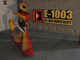 robotic facility by ALCaponk