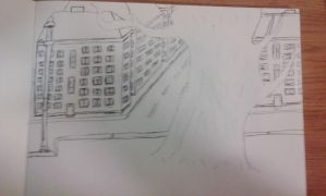 when i was at school .sketch  by hardcase1