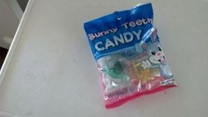 bunny pacifier candy bag by xxrandythewolfxx2
