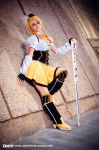 MAMI TOMOE / MADOKA MAGICA by Calendario-Cosplay