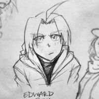 edward sketch by Roxy12333