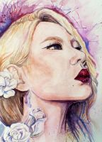 CL (Lee Chae Rin) by Mizecki