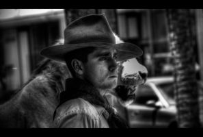 The Cowboy by PortraitOfaLife