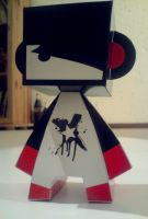 Paper toy by VirtualRabbit