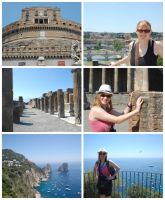 Italy Collage 2 by Creepyland