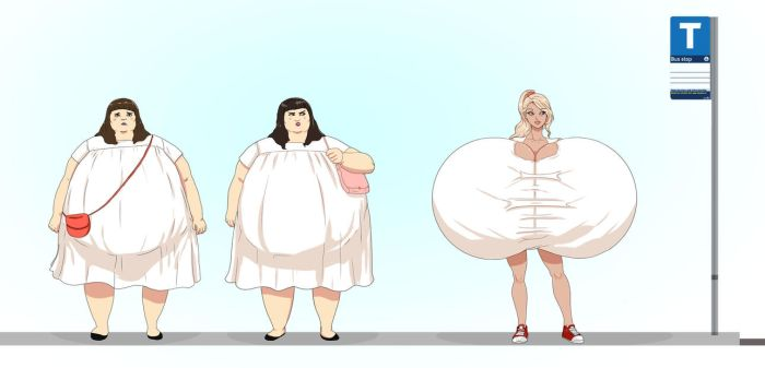 Twice as Fat by chasbanner