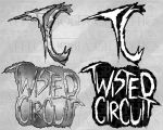 LOGO - Twisted Circuit by Atelophobia-Graphics