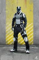 Police Officer4 Mini by Fetscher
