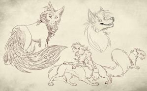 Sketch Dump by jenkstar1