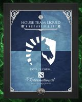 TI3 Banners - Team Liquid by goldenhearted