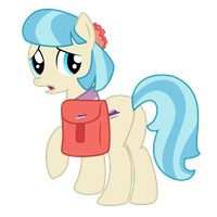 Coco Pommel by Die4EverArt