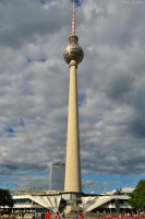 The TV Tower by RavenNightWish