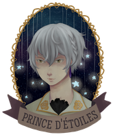 AdM - Prince d'Etoiles by amberriess