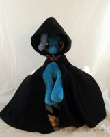 Magic Duel Trixie Plushie by WhiteHeather