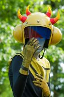 Mituna Captor by spitfire-productions