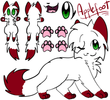 Request- applefoot's ref by Party-Yin