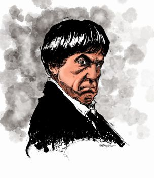 2nd Doctor Color by donchewliano