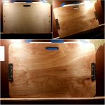 Made myself a new drawing board. by sparrowsong83