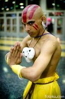 Street Fighter Cosplay at Acen by fotaku