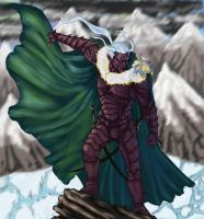 Drizzt Finished by wraith2099