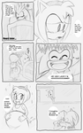 Sonic got Amy Pregnant Pg 21 by sonicxamy09