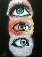 Eyes by Swicca