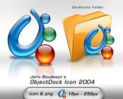 ObjectDock 2004 Icons by weboso