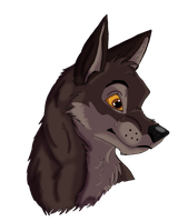 Balto Headshot by Twitch-Hellhound