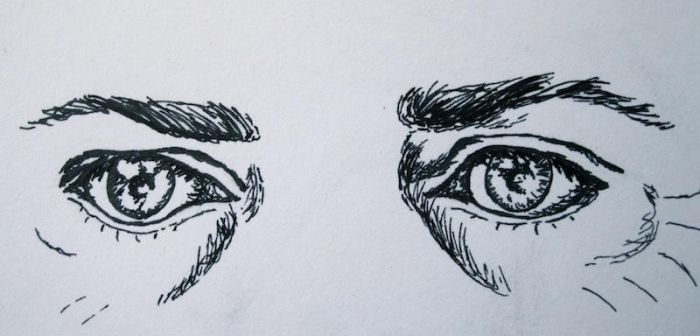 Castiel's Eyes by Trista-Willows