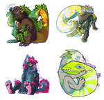 Pixel commissions - $20 each [CURRENTLY CLOSED] by Zenophrenic