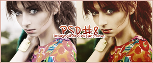 PSD COLORING #8 by LonaSNSD