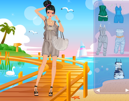 Jumpsuit Fashion Dressup Game by willbeyou