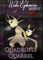 SXL - WE - Quadruple Quarrel - Cover by StarLynxWish