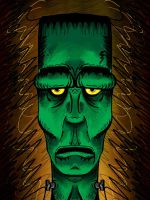 Classic Monsters: Frankenstein by icjaker