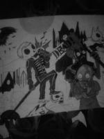 The Black Parade Is Dead by Sawate