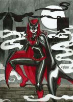 Batwoman by PatchedFox