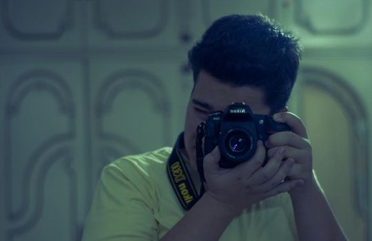 Me by Ahmed-Taha