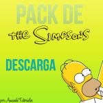 Pack de los Simpsons by AmandaDeJb