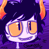 Gamzee by VanessaGiratina