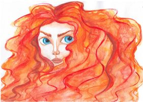 Merida by LindaNoul